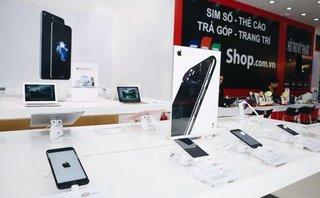 Apple thua xa Oppo, Samsung về thị phần tại Việt Nam