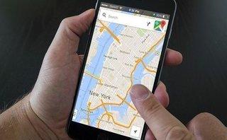 Thủ thuật - Tiện ích - Đã có thể báo hết pin điện thoại bằng Google Maps