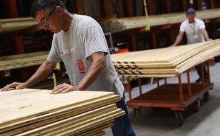 Các chuyên gia tìm ra cách biến gỗ cứng như thép