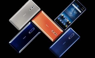Sản phẩm - MWC 2018: HMD ra mắt Nokia 1, Nokia 7 Plus và Nokia 8 Sirocco