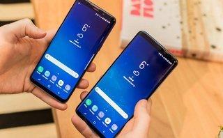 Sản phẩm - Đọ điểm số AnTuTu: Galaxy S9 thắng iPhone X