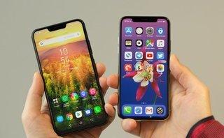 Sản phẩm - Asus gián tiếp thừa nhận copy thiết kế iPhone X cho Zenfone 5