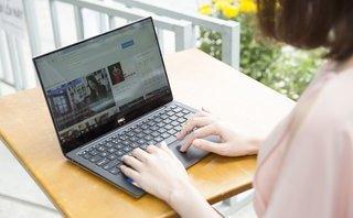 Sản phẩm - Dell ra mắt XPS 13 phiên bản 2018, giá từ 45 triệu đồng