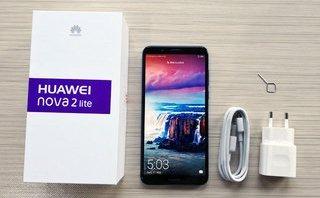 Sản phẩm - Huawei Nova 2 Lite ra mắt với giá 4,3 triệu đồng