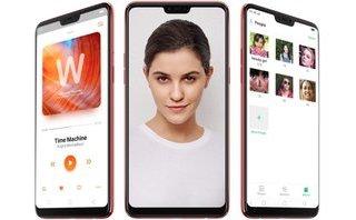 Sản phẩm - Oppo F7 ra mắt, tiếp nối danh sách những smartphone 'tai thỏ'