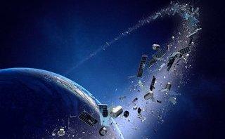 Cuộc sống số - Quỹ đạo Trái Đất đang ngập tràn rác thải