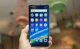 Sản phẩm - Oppo F7 màn hình tai thỏ, camera selfie HDR 25 'chấm' ra mắt tại Việt Nam