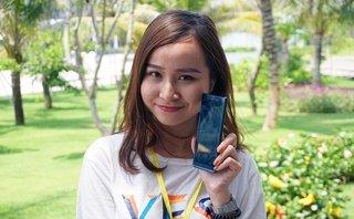 Sản phẩm - Trên tay 'siêu phẩm' Xperia XZ2, giá 19.990.000 đồng