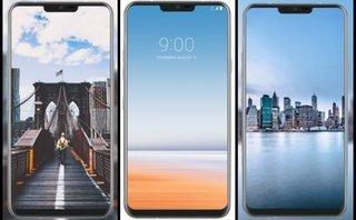 Sản phẩm - Flagship LG G7 ThinQ liệu có cửa trước iPhone X?