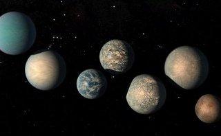 Cuộc sống số - Phát hiện thêm nhiều hành tinh giống với Trái đất
