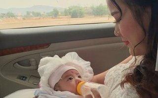 Cộng đồng mạng - Con gái một tháng tuổi làm phù dâu cho mẹ trong ngày cưới