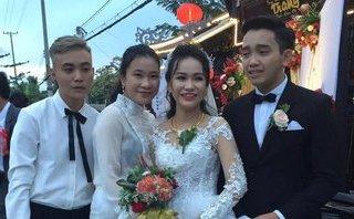 Gia đình - Cô dâu kể lại giây phút chú rể ôm bố vợ khóc rưng rức trong đám cưới