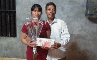 Cộng đồng mạng - Dân mạng ghen tỵ trước món quà con gái và bố bí mật làm tặng mẹ ngày 8/3