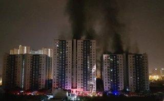 Cộng đồng mạng - Nhân chứng cháy Carina Plaza: Nổi da gà khi thấy tiếng la hét, người bị thương