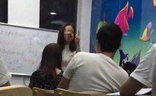 """Giáo dục - """"Giáo viên"""" chửi học viên là """"con lợn"""": Cần xử lý mạnh tay kẻ đang ngồi xổm lên dư luận"""