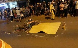 Chính trị - Xã hội - Va chạm xe tải cùng chiều, một người chạy xe máy tử vong tại chỗ