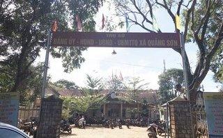 Xã hội - Đắk Nông: Kỷ luật cảnh cáo chủ tịch xã để mất 68ha rừng