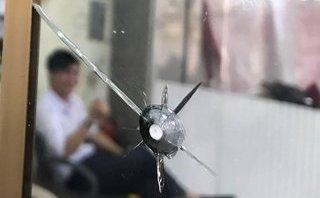 An ninh - Hình sự - Đắk Lắk: Vây bắt đối tượng nổ súng trong Ngân hàng Agribank