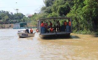 Tin nhanh - Đắk Lắk: Tích cực tìm kiếm người đàn ông bị mất tích trên sông