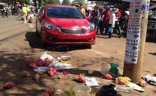 Xã hội - Đắk Lắk: Ô tô mất lái đâm 3 người thương vong
