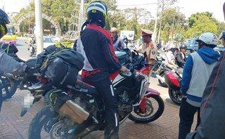 Tin nhanh - Đắk Lắk: Truy tìm xe mô tô phân khối lớn gây tai nạn rồi bỏ chạy