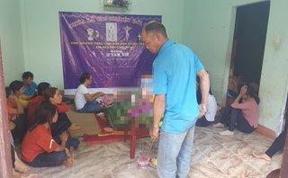 Tin nhanh - Đắk Lắk: Đi hái rau rừng, 2 cô gái bị nước cuốn trôi