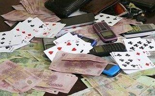 An ninh - Hình sự - Đắk Nông: Bắt quả tang Phó chủ tịch xã đang tham gia đánh bạc