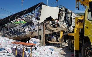 Tin nhanh - Nguyên nhân ban đầu vụ tai nạn thảm khốc khiến 5 người tử vong