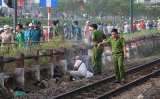 Tin nhanh - Va chạm với tàu hỏa, người phụ nữ bị kéo lê, tử vong tại chỗ