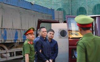 Hồ sơ điều tra - Chùm ảnh phiên xử đại án Phạm Công Danh và đồng phạm