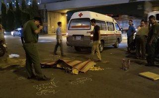 Tin nhanh - Kinh hoàng xe container rẽ phải cán người đàn ông tử vong