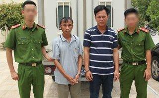 Pháp luật - Thanh Hóa: Bắt 2 đối tượng trốn nã đặc biệt nguy hiểm