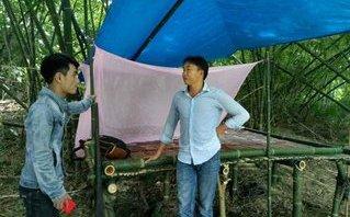 """Môi trường - Thừa Thiên – Huế: Dân lập tổ tự quản, dựng trại phục kích """"cát tặc"""""""