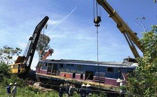 Xã hội - Vụ lật tàu tại Quảng Bình: Giám định hộp đen tàu hỏa