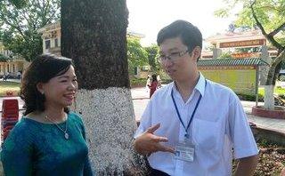 Chính trị - Xã hội - Quảng Trị: Vinh danh quán quân Olympia Phan Đăng Nhật Minh