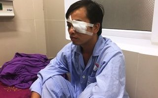 An ninh - Hình sự - Can ngăn đánh người, một bác sĩ bị hành hung tại phòng cấp cứu