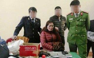 An ninh - Hình sự - Vừa ra tù tiếp tục buôn ma túy, một phụ nữ bị bắt giữ