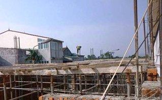 Xã hội - Nghệ An: Bệnh viện Giao thông Vận tải Vinh xây dựng trái phép