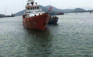 Xã hội - Nghệ An: 10 thuyền viên an toàn sau nhiều giờ lênh đênh trên biển