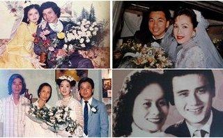 Ngôi sao - Hé lộ bất ngờ về loạt ảnh cưới thuở xưa của sao Việt