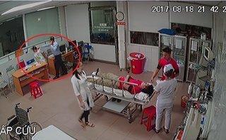 Pháp luật - Bác sỹ, điều dưỡng bệnh viện 115 Nghệ An bị hành hung tới tấp