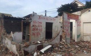 Chính trị - Xã hội - Giải tỏa khu tập thể: Nhà bị đập phá, dân bảo tại phường, phường đổ do dân