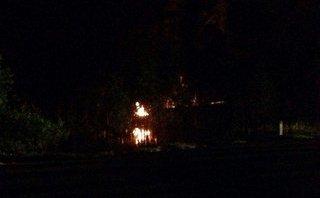 Chính trị - Xã hội - Cháy lớn tại nhà máy san chiết gas, nhiều người hoảng hốt bỏ chạy