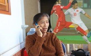 Bóng đá Việt Nam - Những người mẹ của cầu thủ xứ Nghệ dự đoán tỉ số Việt Nam vs Uzbekistan