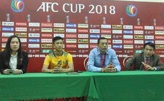 Thể thao - HLV Đức Thắng tiết lộ bí quyết để SLNA đánh bại nhà vô địch Malaysia