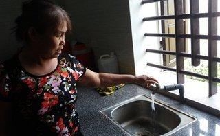 Dân sinh - Tái định cư 4 năm, người dân vẫn chưa có nước sạch để dùng