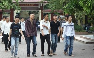 Giáo dục - Nghệ An: 1 chọi 7 trong kỳ thi vào lớp 10 trường THPT Phan Bội Châu
