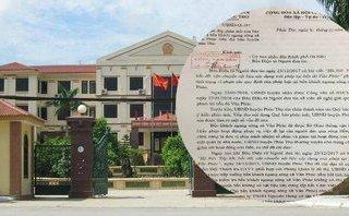Điểm nóng - UBND huyện Phúc Thọ quyết tâm xử lý sai phạm tại bến đò Vân Phúc