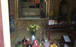 An ninh - Hình sự - Vĩnh Phúc: Điều tra vụ án chùa Quang Khánh bị đánh cắp 7 pho tượng Phật