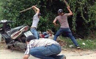 An ninh - Hình sự - Hà Giang: Bắt giữ nhóm thanh niên chặn đường đánh chết người